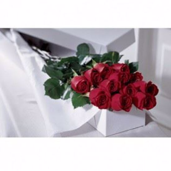 Picture of 36 Red Grande Roses